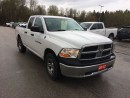 Used 2012 Dodge Ram 1500 ST 4x4 QUAD CAB~KEYLESS ENTRY~PWR WINDOWS~A/C~ for sale in Owen Sound, ON