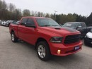 Used 2015 Dodge Ram 1500 SPORT~4X4~SAT RADIO~NAV~HTD & VENTED SEATS~REMOTE for sale in Owen Sound, ON