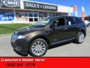 Used 2011 Lincoln MKX CAM! THX SOUND! ROOF! POWER GATE! for sale in St Catharines, ON