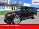 Used 2013 Ford Explorer Limited  - Leather Seats -  Bluetooth -  Memory Seats for sale in St Catharines, ON