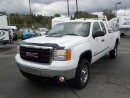 Used 2012 GMC Sierra 2500 HD Extended Cab Long Box 4WD for sale in Burnaby, BC