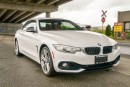 Used 2014 BMW 428i xDrive Only 16000 Kilometers!!!! Langley Location for sale in Langley, BC