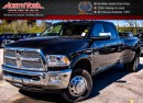 New 2017 Dodge Ram 3500 New Car Laramie 4x4|Diesel|Dually|Convi.,Snow Plow Prep.Pkgs|Sunroof|Leather for sale in Thornhill, ON