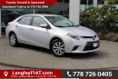 Used 2016 Toyota Corolla CE B.C OWNED, NO ACCIDENTS for sale in Surrey, BC