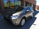 Used 2015 Toyota RAV4 LIMITED  for sale in Woodbridge, ON