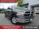 Used 2015 Dodge Ram 1500 ACCIDENT FREE w/ 4X4, POWER WINDOWS/LOCKS & TOW PACKAGE for sale in Surrey, BC
