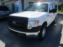 Used 2014 Ford F-150 READY TO WORK XL MODEL 3 PASSENGER 3.7L - V6.. 4X4.. REGULAR CAB.. SHORTY.. SYNC TECHNOLOGY.. BLUETOOTH.. for sale in Bradford, ON