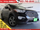 Used 2014 Hyundai Santa Fe XL Luxury| 6-PASSENGER| AWD| PANO ROOF| for sale in Burlington, ON