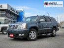 Used 2009 Cadillac Escalade 6.2 V8, BLUE W/CASHMERE , NO ACCIDENTS! for sale in Ottawa, ON