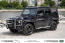 Used 2017 Mercedes-Benz G63 AMG SUV for sale in Vancouver, BC