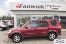 Used 2006 Honda CR-V EX-L 5 SPD at for sale in Sarnia, ON