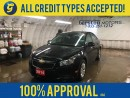 Used 2014 Chevrolet Cruze LT*REMOTE START*ON STAR PHONE CONNECT*AM/FM/XM/CD/AUX*POWER WINDOWS/LOCKS/MIRRORS* POWER DRIVER SEAT*KEYLESS ENTRY*CRUISE CONTROL* for sale in Cambridge, ON