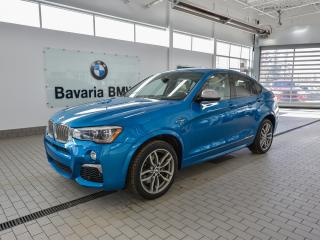 Used 2018 BMW X4 M40i for sale in Edmonton, AB