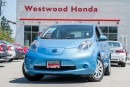 Used 2014 Nissan Leaf S - Quick charge for sale in Port Moody, BC