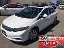 Used 2012 Honda Civic EX SUNROOF for sale in Cambridge, ON