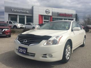 Used 2012 Nissan Altima 2.5 S for sale in Timmins, ON