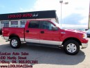 Used 2007 Ford F-150 XLT SuperCrew Cab 4X4 Automatic Certified 2YR Warr for sale in Milton, ON
