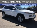 Used 2016 Jeep Cherokee Limited 4X4 for sale in Guelph, ON