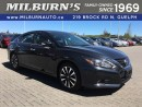 Used 2016 Nissan Altima 2.5 SL Tech for sale in Guelph, ON