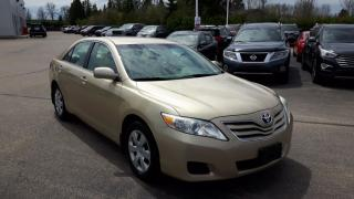 Used 2010 Toyota Camry LE for sale in Ottawa, ON