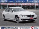 Used 2016 BMW 3 Series 328i XDRIVE NAVI SUNROOF LEATHER for sale in North York, ON
