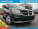 Used 2017 Dodge Grand Caravan | OPEN SUNDAYS | 4.99% FINANCING | for sale in Burlington, ON