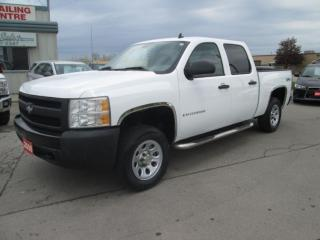 Used 2008 Chevrolet Silverado 1500 WT for sale in Hamilton, ON
