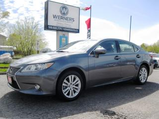Used 2013 Lexus ES 350 NAVIGATION for sale in Cambridge, ON
