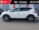 Used 2013 Nissan Murano LE for sale in Red Deer, AB