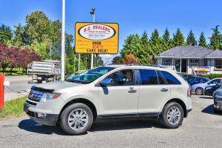 Used 2007 Ford Edge SE All-Wheel Drive, Rare Color, Heated Seats! for sale in Surrey, BC