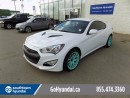 Used 2016 Hyundai Genesis Coupe Track Packager/Low KM's/Horse Power! for sale in Edmonton, AB