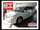 Used 2016 Dodge Grand Caravan Crew Plus LEATHER POWER DOORS AND LIFTGATE!!!! AND NAVIGATION!!!! for sale in Halifax, NS