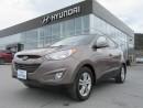 Used 2013 Hyundai Tucson Premium Edition for sale in Corner Brook, NL