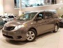 Used 2015 Toyota Sienna REAR CAM-BLUETOOTH-7 PASSENGER-ONLY 57KM for sale in York, ON