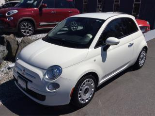 Used 2014 Fiat 500 Pop ON SALE for sale in Parksville, BC