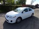 Used 2013 Toyota Corolla CE | SUNROOF | HEATED SEATS | BLUETOOTH for sale in Brampton, ON