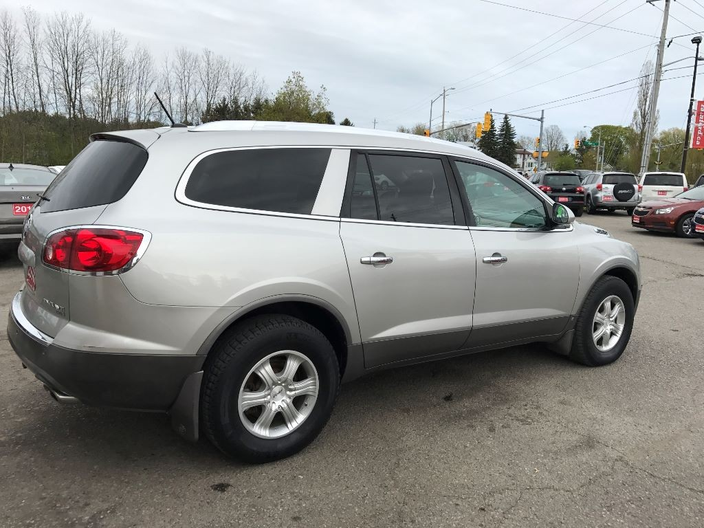 used 2008 buick enclave cxl for sale in bowmanville ontario. Black Bedroom Furniture Sets. Home Design Ideas