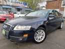 Used 2007 Audi A6 LOADED for sale in Hamilton, ON