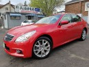 Used 2012 Infiniti G37 for sale in Hamilton, ON