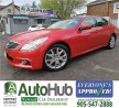 Used 2012 Infiniti G37 Sport for sale in Hamilton, ON