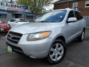 Used 2007 Hyundai Santa Fe LIMITED for sale in Hamilton, ON