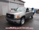 Used 2012 GMC SIERRA 1500 WT EXT CAB SWB 2WD 4.3L for sale in Calgary, AB