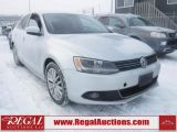 Photo of Silver 2011 Volkswagen JETTA HIGHLINE 4D SEDAN TDI 2WD