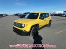 Used 2016 Jeep RENEGADE SPORT 4D UTILITY 2WD 1.4L for sale in Calgary, AB