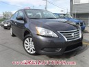 Used 2015 Nissan SENTRA S 4D SEDAN AT for sale in Calgary, AB