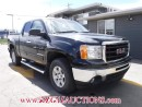 Used 2009 GMC SIERRA 1500 LT EXT CAB 4WD for sale in Calgary, AB