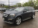 Used 2014 Mercedes-Benz GL-CLASS GL350 BLUETEC 4MATIC * AWD * LEATHER * NAV * REAR CAM * PAN SUNROOF * BLUETOOTH * 7 PASS for sale in London, ON
