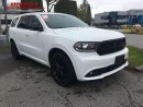 Used 2016 Dodge Durango Limited for sale in Richmond, BC