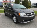 Used 2016 Dodge Grand Caravan Crew for sale in Richmond, BC