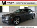 Used 2016 Dodge Charger SXT| NAVIGATION| SUNROOF| BLUETOOTH| 22,612KMS for sale in Cambridge, ON